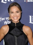 ARIELE KEBBEL Photo - Arielle Kebbel attending the Los Angeles Premiere of Fxxs the League Final Season and youre the Worst 2nd Season Held at the Regency Bruin Theater in Westwood California on September 8 2015 Photo by D Long- Globe Photos Inc