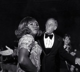 Flip Wilson Photo - Flip Wilson and Mclean Stevenson Photo Nate CutlerGlobe Photos Inc