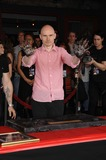The Smashing Pumpkins Photo - Billy Corgan During the Induction Ceremony For the Smashing Pumpkins Into Hollywoods Rockwalk on April 23 2008 in Los Angeles Photo by Michael Germana-Globe Photos