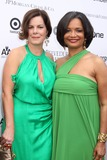 Jonell Photo - Apollo Theaters Spring 2010 Benefit Concert and Awards Ceremony the Apollo Theater NYC June 14 2010 Photos by Sonia Moskowitz Globe Photos Inc 2010 Marcia Gay Harden and Jonelle Procope