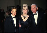 Aaron Spelling Photo - Aaron Spelling with Candy Spelling and Randy Spelling at Scopus Awards 01-1993 Photo by Karnad-michelson-Globe Photos Inc