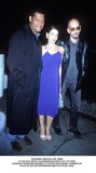 Annabella Sciorra Photo -  Once in a Life Prem at the Solo Mon R Guggenheim Museum NYC 10172000 Laurence Fishburneannabella Sciorra and Dominic Chianese Sr Photo by Walter WeissmanGlobe Photosinc
