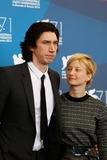 Alba Rohrwacher Photo - Actor Adam Driver and Director Alba Rohrwacher Pose at the Photocall of Hungry Hearts During the 71st Venice Film Festival in Venice Italy 31 August 2014 Photo Alec Michael