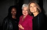 Ann Richards Photo - 1996 Matrix Awards 04-15-1996 Whoopi Goldberg Ann Richards and Gloria Steinem Photo by Rose Hartman-Globe Photos Inc 1996 Annrichardsretro