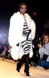 Anne Klein Photo - Iman at Anne Klein Fashion Show 4-1983 12755 Photo by James Colburn-ipol-Globe Photos Inc