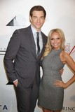 Andy Karl Photo - Andy Karlkristin Chenoweth at the Drama League Awards at Marriott Marquis Hotel 5-15-2015 John BarrettGlobe Photos