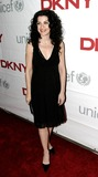 Julianne Margulies Photo - 08 November 2005 - New York NY - Julianne Margulies attends Donna Karan launch party for DKNY Be Delicious (Message Of Hope) limited edition fragrance to benefit UNICEF at DKYN Madision Avenue Store Julianne wearing Donna Karan dress  Digital Image   Photo Credit  Anthony G MooreGLOBE PHOTOSK45912AGM