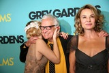 Albert Maysles Photo - Grey Gardens New York Premiere the Ziegfeld Theater New York City April 14 09 Photos by Sonia Moskowitz Globe Photos Inc 2009 Jessica Lange Drew Barrymorealbert Maysles