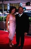 Judge Joe Brown Photo - 2002 Daytime Emmy Awards NYC 051702 Photo by John KrondesGlobe Photos Inc 2002 Judge Joe Brown and Wife