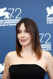 Anita Caprioli Photo - Actress Anita Caprioli Poses at the Jury Photocall of the 72nd Venice Film Festival at Palazzo Del Casino in Venice Italy on 02 September 2015 Photo Alec Michael