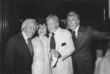 Patrick ONeal Photo - Adolph Green Betty Comden Carroll Oconnor and Patrick Oneal Bob NobleGlobe Photos Inc Obit