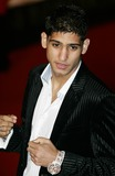 Amir Khan Photo - Amir Khan Boxer Arrives For the 2007 Uk Film Premiere of Rocky Balboa at Vue West End Leicester Square in London 16012007 K51361 Photo by Tim Matthews-allstar-Globe Photos Inc