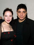Alexandra Parker Photo - Michael Delorenzo and Alexandra Parker K27298tr Norby Walters 21st Annual Pre-holiday Party the Friars Club Beverly Hills CA Nov 24 2002 Photo by Tom RodriguezGlobe Photos Inc
