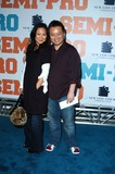 Angela Oh Photo - Angela Oh and Rex Lee During the Premiere of the New Movie From New Line Cinema Semi-pro Held at the Mann Village Theater on February 19 2008 in Los Angeles Photo Jenny Bierlich-Globe Photos 2008
