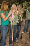 Aimee Teagarden Photo - Ema and E Entertainment Television Makes Good on Their Promise with a Tree Planting Event at Peoples Tree Headquartersbeverly Hills CA 4-4-07 Photo David Longendyke-Globe Photos Inc2007 Image Connie Brittonalison Sweeneyaimee Teagarden