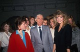 Aaron Spelling Photo - Aaron Spelling with Tryout Angels 03-1988 Photoby Linda Silverstein-michelson-Globe Photos Inc