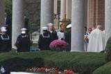 Yogi Berra Photo - Funeral Services at Yogi Berra Funeral Services at the Church of the Immception Montclair New Jersey John BarrettGlobe Photos