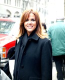 Maria Celeste Arraras Photo - Celebrities Out and About in New York City 22306 Photosbruce Cotler  Globe Photos Inc 2006 Telemundo Reporter Maria Celeste Arraras