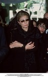 As Yet Photo - IMAPRESS PH  CLEMOT  BENITOFUNERAL OF PRINCESS LEILA PAHLAVI IN PARIS 16TH JUNE 2001 IN TOTAL BEREAVEMENT THE EX-EMPRESS OF IRAN FARAH PAHLAVI BURIED HER DAUGHTER IN THE PASSY CEMETERY IN PARIS LEILA PAHLAVI 31 PASSED AWAY A WEEK AGO IN LONDON THE OFFICIAL COMMUNIQUE WRITTEN BY HER MOTHER INDICATED THAT SHE PASSED AWAY IN HER SLEEP BUT THE EXACT CIRCUMSTANCES OF THE DEACEASED REMAIN AS YET UNKNOWNA GRIEF-STRICKEN EMPRESS FARAHCREDIT IMAPRESSCLEMOTBENITOGLOBE PHOTOS INC