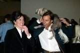 Andy Spade Photo - Sd0521 Canine Cocktail Party to Benefit Art For Animals Gagosian Gallerynew York City Photosonia Moskowitz  Globe Photos Inc2003 Kate and Andy Spade