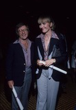 Arte Johnson Photo - Arte Johnson with Wife Gisela Photo by Bob V Noble-Globe Photos Inc