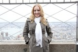 Wendi McLendon Covey Photo - Wendi Mclendon-covey at the Empire State Building to Promote Single Moms Club and the Goldbergs March 3 2014 Photos by Sonia Moskowitz Globe Photos Inc 2014 Wendi Mclendon-covey