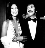 Sonny  Cher Photo - Sonny Bono and Cher Sonny and Cher Photo Bynate CutlerGlobe Photos Inc