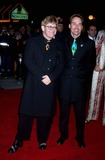 David Furnish Photo - Elton John with David Furnish at Aida Premiere on Broadway After Party  Roseland in New York City 3-23-2000 I4225jz Photo by John B Zissel-ipol-Globe Photos Inc