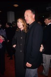 Amy Madigan Photo - Ed Harris with Wife Amy Madigan at the Absolute Power Premiere in Los Angeles 1997 Photo by Lisa Rose-Globe Photos Inc
