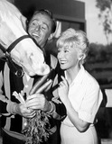 Alan Young Photo - Alan Young in a Scene From Mister Ed K10493 Supplied by JbpGlobe Photos Inc Movie Stills