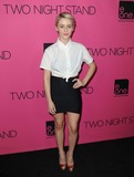 Addison Timlin Photo - Addison Timlin attending the Los Angeles Premiere of Two Night Stand Held at the Tcl Chinese 6 Theatre in Hollywood California on September 16 2014 Photo by D Long- Globe Photos Inc