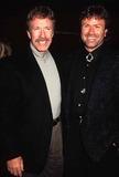 Chuck Norris Photo - Chuck Norris and Brother Aaron Photo Phil Roach  Globe Photos Inc 1990 Chucknorrisretro