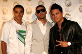 Aubrey Graham Photo - Celebrity Guests Join the Ns 5th Anniversary Celebration at Marquee New York City 06-18-2007 Jessie William Aubrey Graham and Michael Copon Photo by John B Zissel- Globe Photos Inc