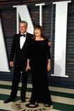 Anjelica Huston Photo - Danny Huston Anjelica Huston Vanity Fair Oscar Party 2015 Beverly Hills CA February 22 2015 Roger Harvey