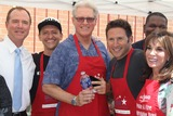 Adam Schiff Photo - Hollywood Chamber of Commerce Hosts Annual Police  Firefighters Appreciation Day Hollywood Division Station Hollywood CA 08272014 Adam Schiff Clifton Collins Jr Bruce Boxleitner Mark Feuerstein Kelvin Brown and Kate Linder Clinton H WallaceGlobe Photos Inc