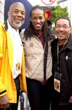 Jackie Joyner-Kersee Photo - The City of Los Angeles Marathon 20th Anniversary March 6 2005 in Los Angeles Runner Howard Bingham Jackie Joyner Kersee and Former State Assemblyman Herb Wesson Valerie Goodloe K42057vg Photo Valerie Goodloe  Globe Photos Inc