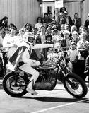 Evel Knievel Photo - Evel Knievel in California Russ ReedGlobe Photos Inc