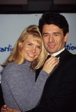 Adrian Zmed Photo - Susan Wood with Adrian Zmed Starlight Found Gala 1995 Photo by Walter Weissman-Globe Photos Inc