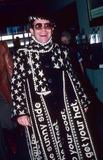 John F Kennedy Photo - Elton John at John F Kennedy Airport in New York City 10-18-1982 12483 Photo by James Colburn-ipol-Globe Photos Inc
