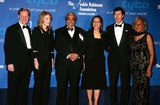 Rachel Robinson Photo - the Jackie Robinson Foundation Honors Charles B Rangel and John a Thain at the Waldorf Astoria Hotel in New York City 03-07-2005 Photo by Rick Mackler-rangefinder-Globe Photosinc Charles Rangel_rachel Robinson_john Thain_caroline Kennedy Schlossberg