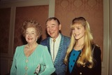Roy Rogers Photo - Roy Rogers Dale Evans Josie Davis F9508 Photo by Martha Noble-Globe Photos Inc