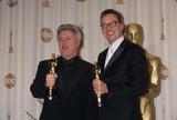 Alan Ball Photo - John Irving with Alan Ball the 72nd Academy Awards at Shrine Auditorium in Ca 2000 K18382lcavr Photo by Laura Cavanaugh-Globe Photos Inc