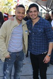 Benny Nieves Photo - 5th Annual Celebrity Blood Drive Hosted by Nicholas Gonzalez and Benny Nieves Childrens Hospital Los Angeles-blood Donation Center Los Angeles CA 12142013 Nicholas Gonzalez and Eugene Byrd Clinton H WallacephotomundoGlobe Photos Inc