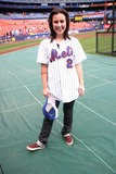 Carly Smithson Photo - American Idol Winner David Cook Takes Batting Practice at Shea Stadium Queens New York 08-07-2008 Carly Smithson Photo by Barry Talesnick-ipol-Globe Photos Inc
