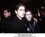 The Sopranos Photo - the Sopranos Prem of 2nd Season Ziegfeld Theater NYC 01052000 Michael Imperioli and Victoria Photo by Sonia MoskowitzGlobe Photosinc