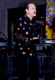 KC and the Sunshine Band Photo - 2602- New York City 1970s Themed Show of Weekend Today at NBC Studios in Rockefeller Center Ken Babolscay  Ipol Globe Photos Inc I7109kba Kc of Kc  the Sunshine Band