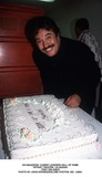 Tony Orlando Photo -  Casino Legends Hall of Fame Tiffany Theatre CA 032301 Tony Orlando Photo by John KrondesGlobe Photos Inc