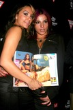 Juliya Chernetsky Photo - Maxim Magazines Music Party Issue with Avril Lavigne Held at the Crobar New York City 09092004 Photo Mitchell Levy Rangefinders Globe Photos Inc 2004 Marianela Pereyra and Juliya Chernetsky