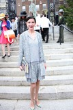 Amy Fine Collins Photo - The 33rd Annual Frederick Law Olmstead Awards Luncheon Hosted by the Womens Committee of the Central Park Conservancy the Conservatory Garden Central Park NYC May 6 2015 Amy Fine Collins