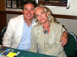 Shirley Eaton Photo - Hollywood Collectors Show Produced by Ray and Sharon Courts Airport Hilton Hotel Burbank CA 07-30-2005 Photo Clinton Hwallace-ipol-Globe Photos Inc Shirley Eaton and Guest
